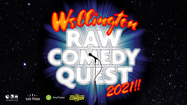 Wellington Raw Comedy Quest