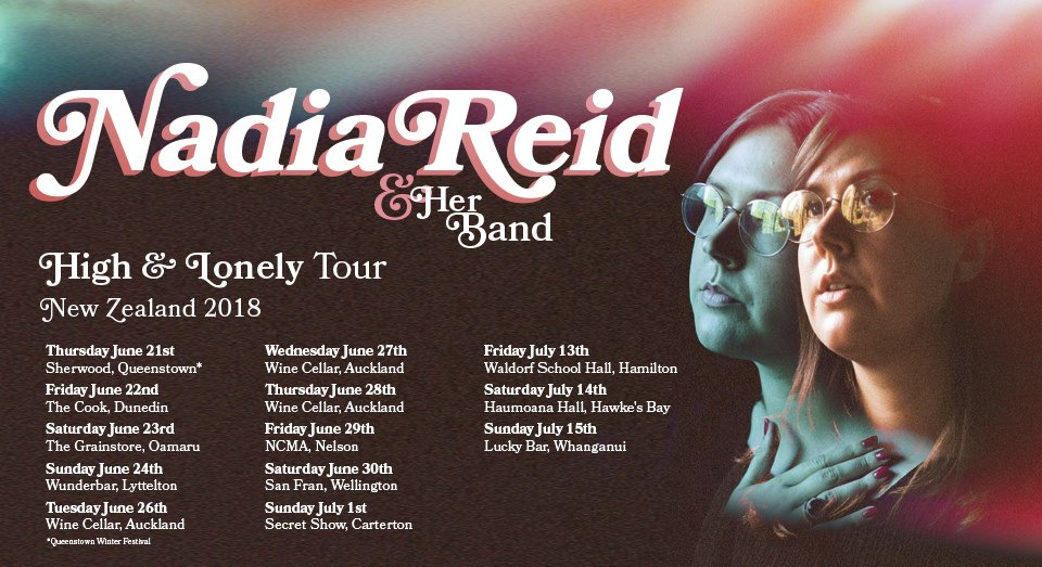Nadia Reid 'High and Lonely' Tour
