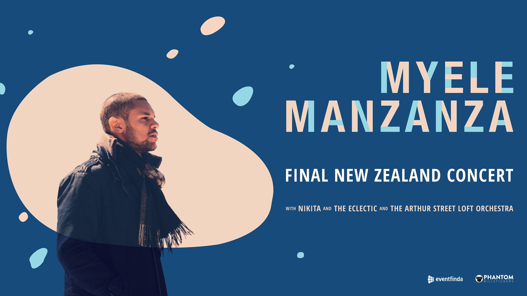 Myles Manzanza - Final New Zealand Concert