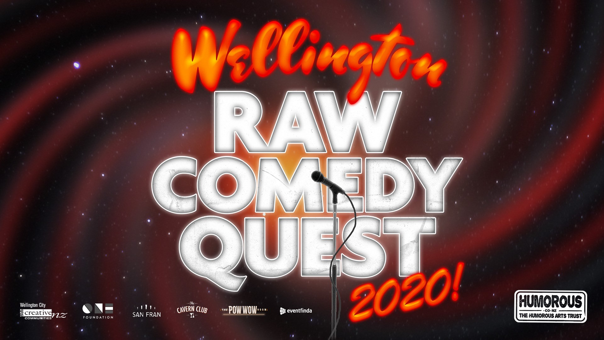 Wellington Raw Comedy Quest Heat #1