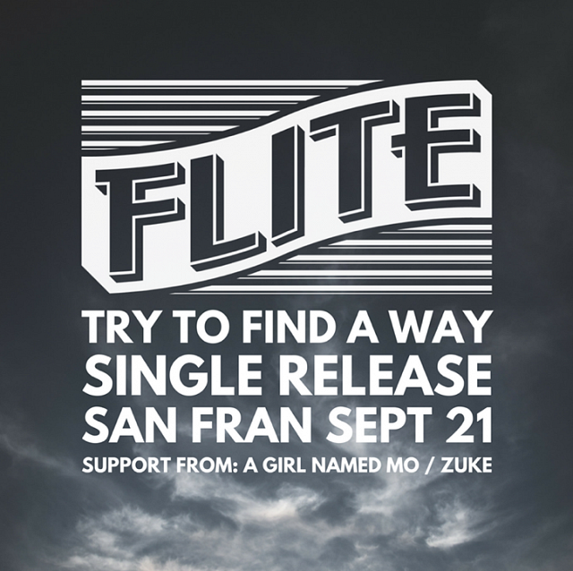 FLITE Single Release ft. A Girl Named Mo & Zuke